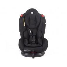 Kikka Boo Детски стол за кола Hood Black 0-25 kg