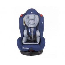 Kikka Boo Детски стол за кола Hood Dark Blue 0-25 kg