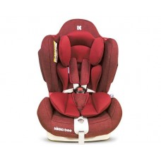 Kikka Boo Детски стол за кола  O'Right (+SPS ) 0-25 кг Red