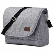 ABC Design Changing bag Easy, Graphite grey