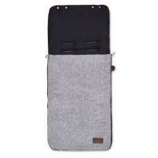 ABC Design Summer Footmuff for stroller Graphite Grey