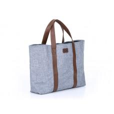 ABC Design Beach Bag Graphite grey