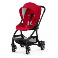 Kiddy Evostar Light 1 Stroller Chili Red