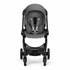 Kiddy Evostar Light 1 Stroller Grey Melange Icy Grey