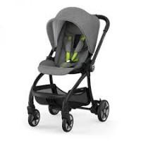 Kiddy Evostar Light 1 Stroller Grey Melange Super Green