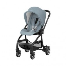 Kiddy Evostar Light 1 Stroller Polar Grey