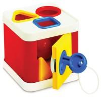 Ambi Toys Сортер с ключалка