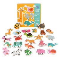 Andreu Toys Animals Puzzle 24