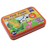 Andreu Toys My First Puzzle Jungle