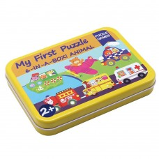 Andreu Toys My First Puzzle Vehicles 2