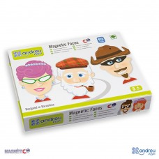 Andreu Toys Magnetic Faces