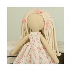 Andreu Toys Мека кукла Келси 50 см