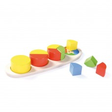 Andreu Toys Shape Learning Set Circles