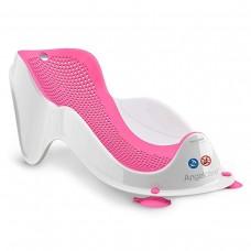 Angelcare Подложка за къпане на бебе Мини, розова