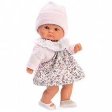Asi baby doll 20 cm with printed dress
