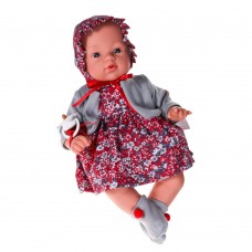 Asi Koke baby doll 36 cm with dress