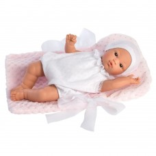 Asi Koke baby doll 36 cm with blanket