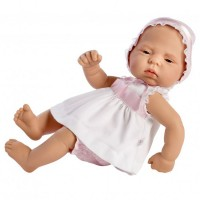 Asi Lucia baby doll 43 cm with dress