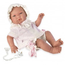 Asi Maria baby doll 43 cm with knitted clothes