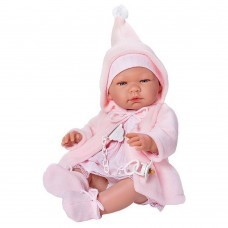 Asi Maria baby doll 43 cm with coat