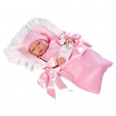 Asi Maria baby doll 43 cm with sleeping bag