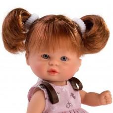 Asi Tita baby doll, pink dress