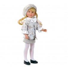 Asi Celia doll 30 cm with flowered coat