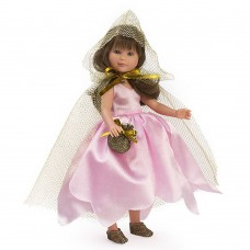 Asi Fairy Doll Celia 30 cm with pink dress