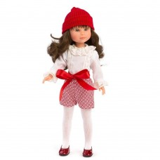 Asi Celia doll 30 cm with red hat