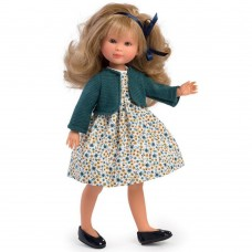 Asi Celia doll 30 cm with floral dress