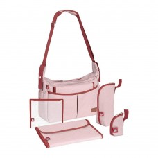 Babymoov Urban Bag, Melanged pink