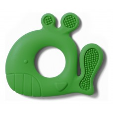 BabyOno Whale Pablo silicone teether