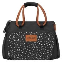 Badabulle Boho Changing Bag, black
