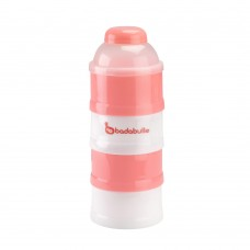 Badabulle Babydose Milk Dispenser, coral