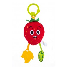 Bali Bazoo Stroller toy Strawberry Bell