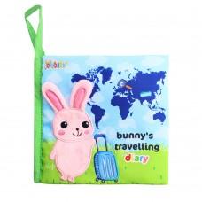 Bali Bazoo Soft book Bunny