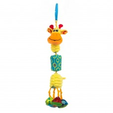 Bali Bazoo Rattle with windbells Giraffe Gabi