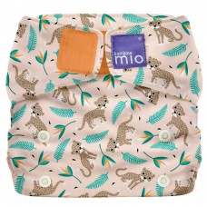 Bambino Mio Miosolo all in one nappy Wild cat
