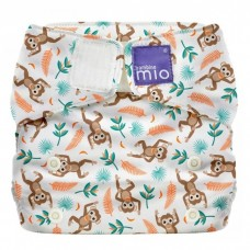 Bambino Mio Miosolo all in one nappy Spider Monkey