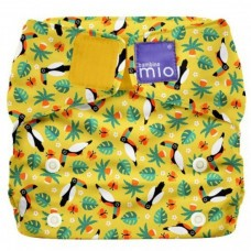 Bambino Mio Miosolo all in one nappy Tropical Toucan