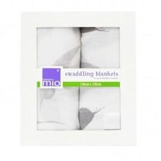Bambino Mio Swaddling Blankets (2 pack)