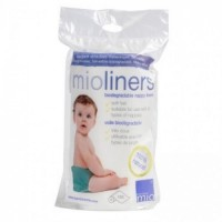 Bambino Mio Mioliners - biodegradable nappy liners