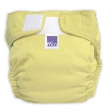 Bambino Mio Miosoft two-piece nappy Trial Pack Yellow