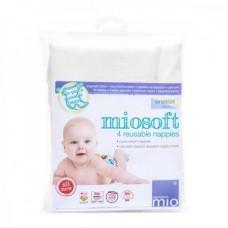 Bambino Mio Reusable Nappy Onesize, 4 Pack