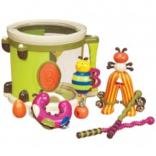 Battat Bee Bop Band Play and Learn Drum