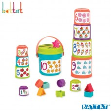 Battat Educational Stacking Cups