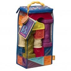 Battat Комплект меки кубчета с форми