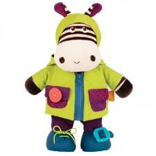 Battat Мека играчка за обличане Хипопотам