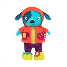 Battat Мека играчка за обличане Кученце