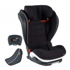 BeSafe iZi Flex Fix i-Size Car Seat 15-36 kg Fresh Black Cab